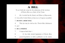 Democrat Rep. Soto Introduces New Bipartisan Puerto Rico Statehood Bill