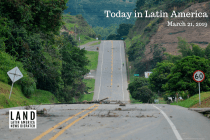 Indigenous Communities in Colombia Shut Down Pan-American Highway