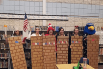 An Update on the Idaho Elementary School Teachers Who Dressed Up as a Border Wall for Halloween