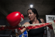 Angela Magaña: Fighting for Her Life and Team La Perla