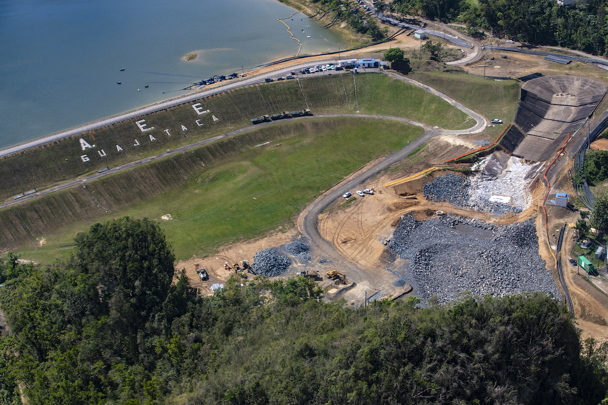 Government of Puerto Rico Drained the Guajataca Dam at the Height of the Drought