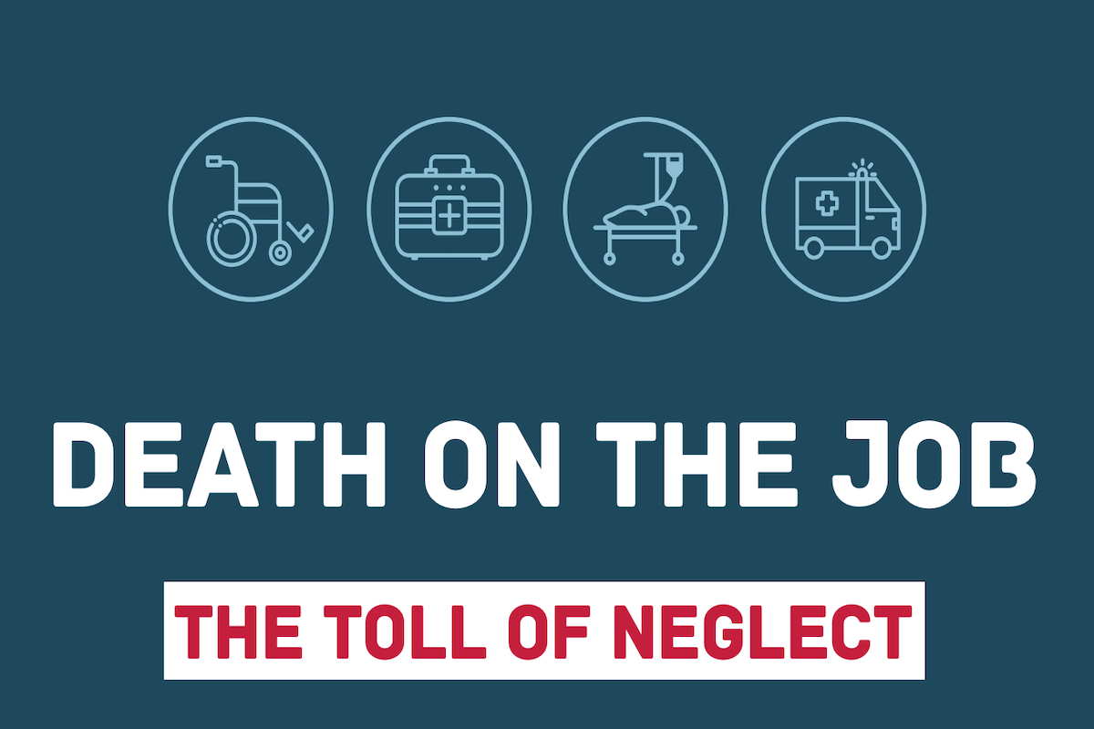 New AFL-CIO Report Reveals 903 Latino Worker Deaths in 2017