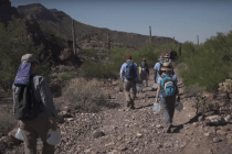 The Intercept's 'Bodies in the Borderland' Documents Criminalization of Arizona Humanitarian Aid Worker