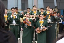 Mariachi Music Gains Recognition at UIL State Festival: For Some It's Been a Long Time Coming