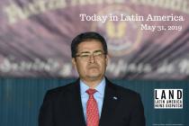Honduran President Is Target of DEA Investigation