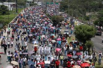 Honduras Street Protests Go On Despite Laws' Cancellation