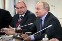 Putin Says No Plans to Send Troops to Venezuela