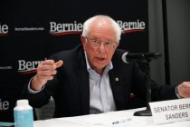 Bernie Sanders Hosted a Roundtable Discussion in LA for POC Media: Here's What He Had to Say