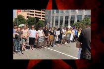 Activists Shut Down ICE Office in Washington, DC