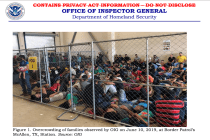 The July 2 OIG Report About the 'Dangerous Overcrowding and Prolonged Detention of Children and Adults in the Rio Grande Valley'