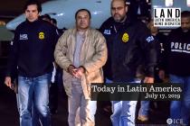 Joaquín 'El Chapo' Guzmán Sentenced To Life In Prison
