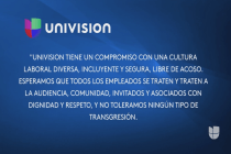 Univision Fires 'El Gordo y La Flaca' Writer/Producer for Sexual Harassment