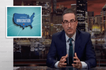John Oliver's Latest Take on the US Immigration System Is the Content We All Need