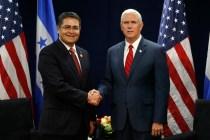 Hondurans Feel Fate of Their Unpopular President Lies in US