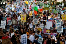 Young Protesters Around Globe Demand Climate Change Action