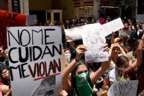 Mexican Women Rise Up (Again)