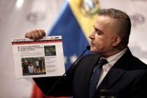 Venezuelan Opposition Leader Denies Ties to Criminal Gang