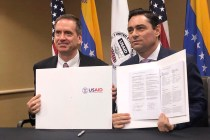 USAID Signs Development Agreement With Venezuela's Guaidó