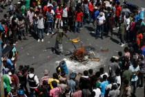 Protesters Bar Haiti's President From Visiting Historic Site