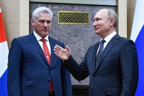 Putin Hosts Cuban Leader for Talks on Expanding Ties