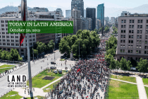 As Protests in Chile Enter 13th Day, Demonstrators Call for New Constitution