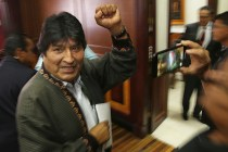 Former Bolivian Leader Morales Moves to Argentina