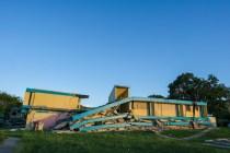 A lo adivino la inspección de escuelas tras el terremoto