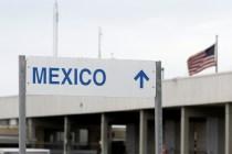 Mexican Man Kills Self on Border Bridge