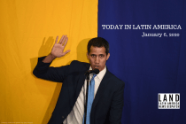 Juan Guaidó Blocked From Venezuelan National Assembly, New Speaker Voted In