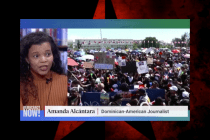 Futuro Media's Amanda Alcántara Discusses the Situation in the Dominican Republic on DEMOCRACY NOW!