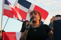 Dominicans in Tampa Join Protest Against Canceled Elections