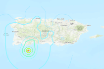 Damage Reported After 5.0 Quake Strikes Near Puerto Rico