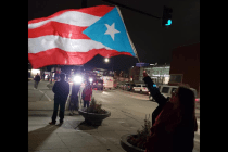 The Power of Puerto Ricans Showing Up at the Iowa Caucuses
