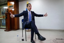 AP Interview: Venezuela's Guaidó Extols Trump Alliance