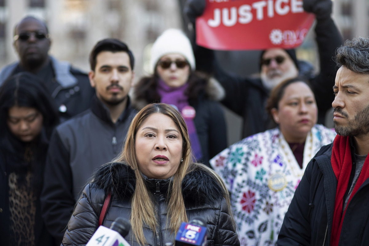 Mother of Mexican Tourist Shot by ICE Agent Demands Justice