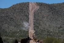 Tribal Leader: Work to Build Border Wall Hurts Sacred Land