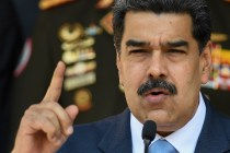 US Indicts Venezuela's Maduro on Narcoterror Charges