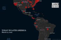 Deportations Continue as Central America Prepares for Coronavirus