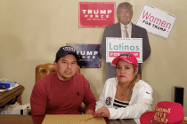 Latino Immigrant Restaurant Owners Serve Up Trump Support in Arizona, Say Critics Should Just Leave Country