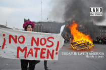 AMLO Won't Change Policy Following Femicide Protests