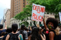 When Protesters Cry 'Defund the Police,' What Does It Mean?