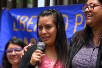Rape Survivor Evelyn Hernández Acquitted in Landmark Resolution, Demands Freedom for Women Imprisoned Under El Salvador's Abortion Ban