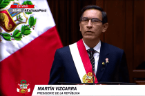 Vizcarra's Last State of the Union Speech: More Promises and Lack of Self-Criticism for Peru