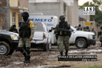24 Killed, 7 Injured During Shooting in Mexico