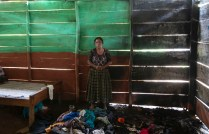 Guatemala Indigenous Families Pick Through Remains of Homes