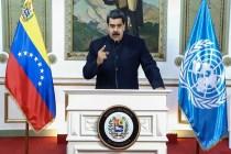 Venezuela's Maduro Blasts US in Speech to World Leaders