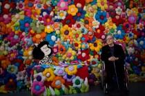 Argentine Cartoonist Quino, Creator of 'Mafalda' Comic, Dies