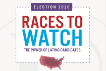 NALEO's 'Races to Watch' Analysis Focuses on Where Latino Candidates Are Running for Office in 2020