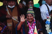 Evo Morales Returns to Bolivia, Ending Year in Exile