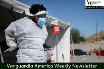 El Paso Battling Mass Wave of Coronavirus Deaths, as US Latino Death Toll Nears 51,000